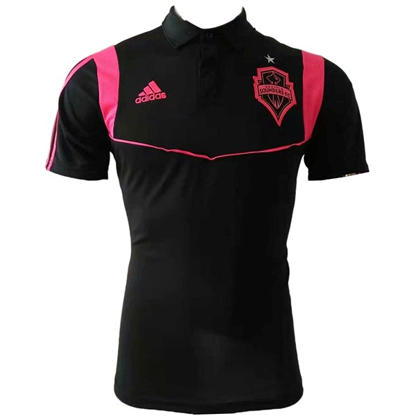 Polo Seattle Sounders 2019-2020 Negro