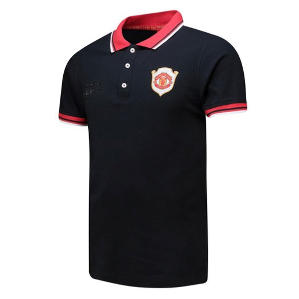 Polo Manchester United 20th Negro