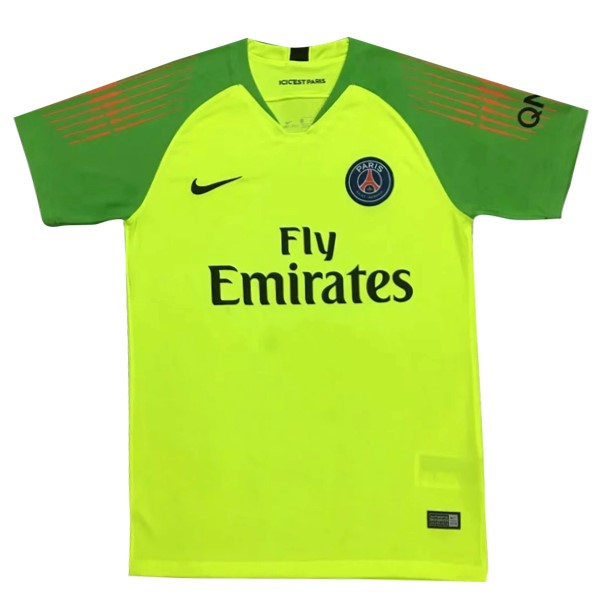 Camiseta Paris Saint Germain Portero 2018-2019 Verde