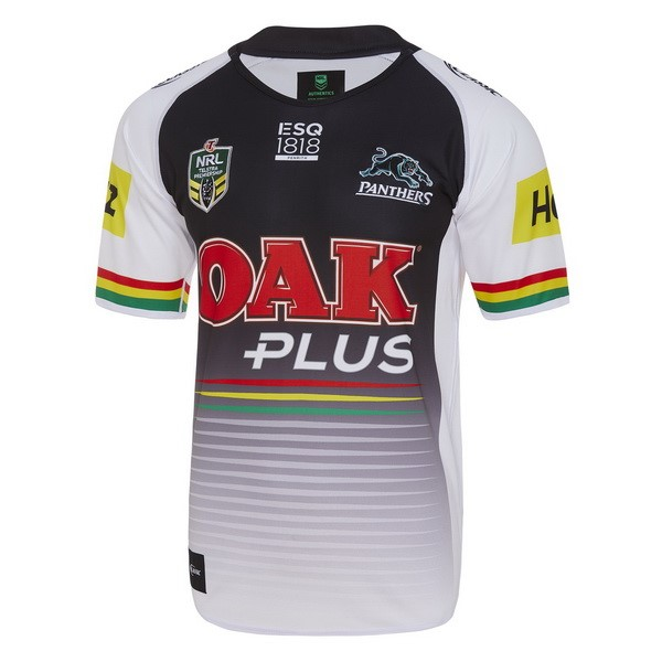 Camiseta Rugby Penrith Panthers 2ª 2018 Blanco